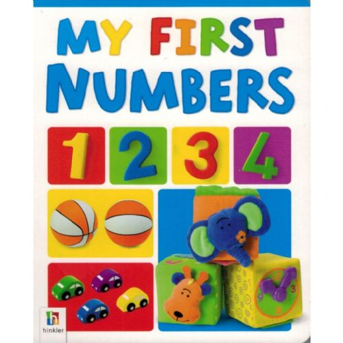 My First Board Book - Numbers